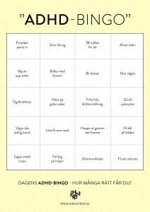ADHD-bingo-skola