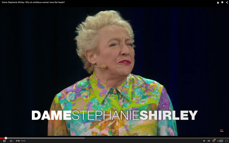 Vilken kvinna – Dame Stephanie Shirley