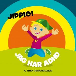 Positiv barnbok om ADHD
