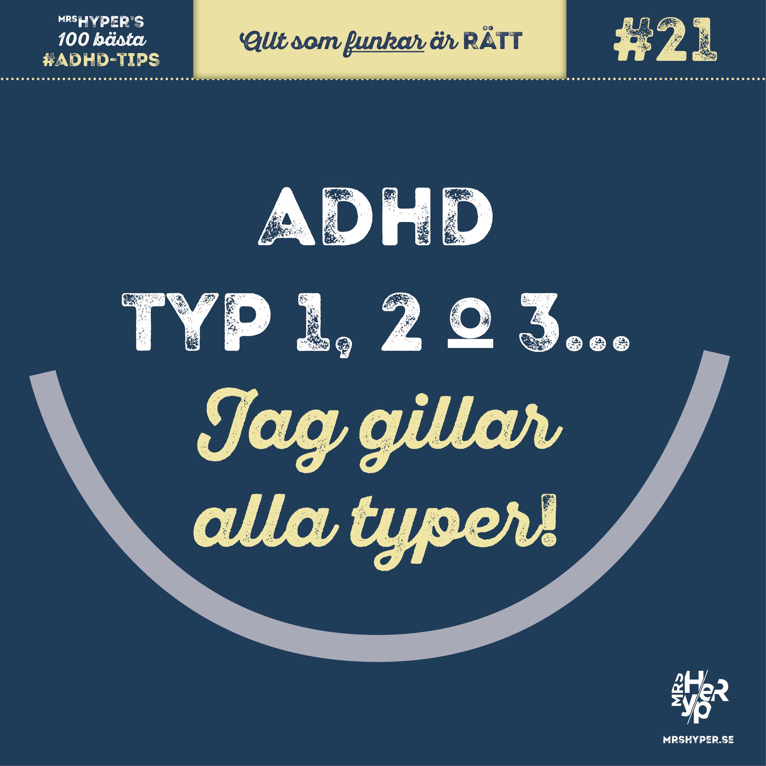 ADHD-tips #21. Vad är adhd?