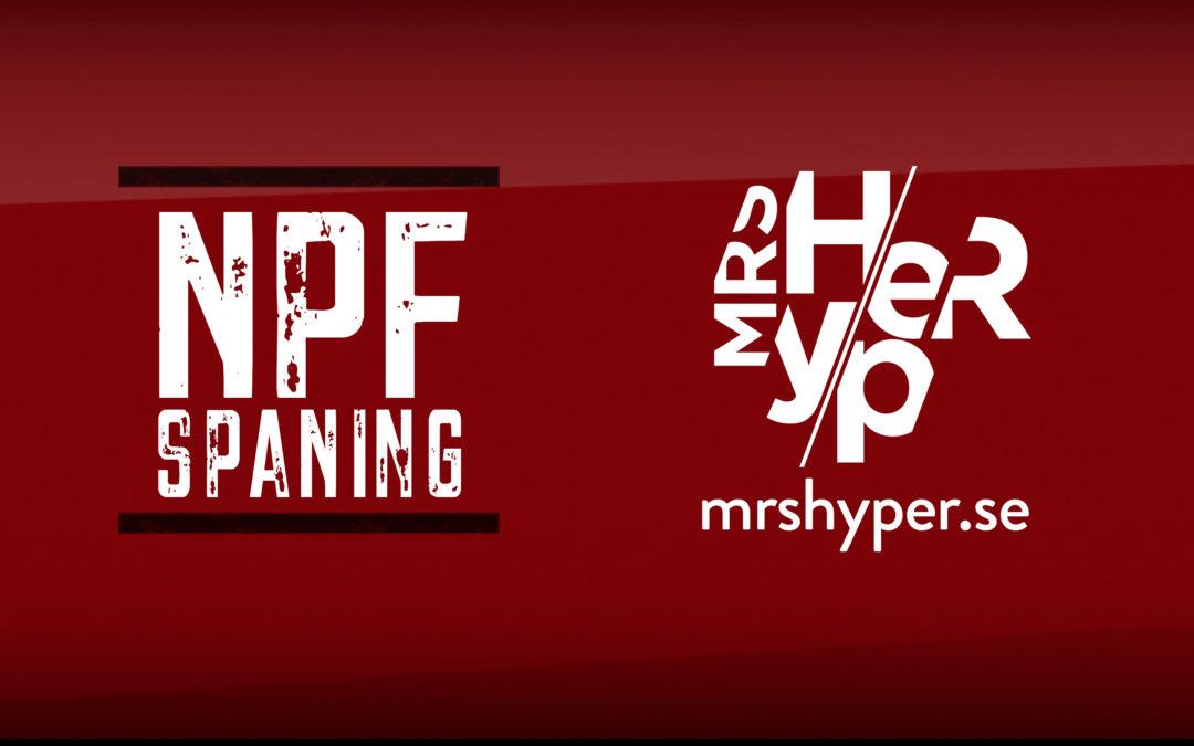 NPF-spaning vecka 16