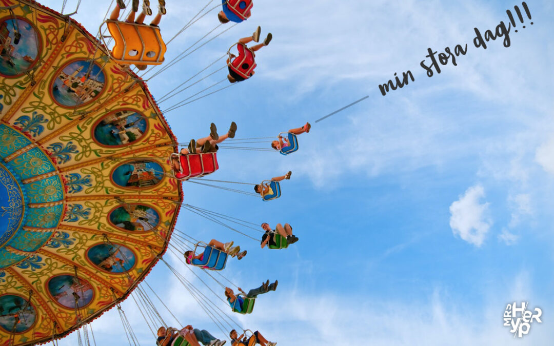 Fler Stora Dagar med glädje till barnen